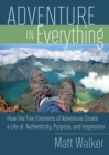 Adventure In Everything - eBook