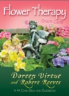 Flower Therapy Oracle Cards - Book