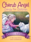 Cherub Angel Cards for Children - Book
