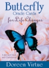 Butterfly Oracle Cards for Life Changes : A 44-Card Deck and Guidebook - Book