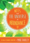 Notes from the Universe on Abundance : A 60-Card Deck - Book
