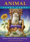 Animal Tarot Cards : A 78-Card Deck and Guidebook - Book
