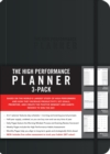 High Performance Planner Half-Year Pack : 3 Planners = 6-Month Supply - Book
