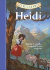 Classic Starts (R): Heidi : Retold from the Johanna Spyri Original - Book