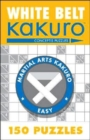 White Belt Kakuro : 150 Puzzles - Book