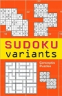 Sudoku Variants - Book