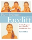 Five-minute Facelift : A Daily Program for a Beautiful, Wrinkle-free Face - Book