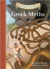 Classic Starts (R): Greek Myths - Book