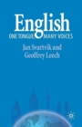 English - One Tongue, Many Voices - Book