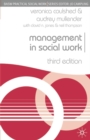 Management in Social Work - Book