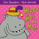 Hippo Has a Hat - Book