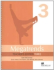 Megatrends 3 Teachers Book - Book