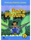 Macmillan Children's Readers Pat's Picture Level 2 - Book