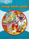 Young Explorers 2 Jump Stick Jump - Book