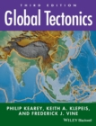 Global Tectonics - Book