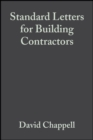 Standard Letters for Building Contractors - eBook