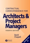 Contractual Correspondence for Architects and Project Managers - eBook