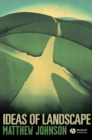 Ideas of Landscape - eBook
