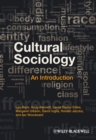 Cultural Sociology : An Introduction - Book