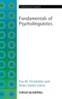Fundamentals of Psycholinguistics - Book