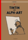Tintin and Alph-Art - Book