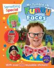 Something Special Mr Tumble's Funny Faces Sticker Book - Book
