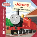 Thomas & Friends: My First Railway Library: James the Splendid Red Engine - Book