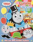 Thomas The Tank Engine Funny Faces Sticker Book : ` - Book