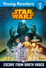 Star Wars: Escape From Darth Vader : Star Wars Saga Reader - Book