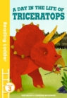 A day in the life of Triceratops - Book