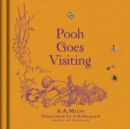 Winnie-the-Pooh: Pooh Goes Visiting - Book