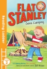 Flat Stanley Goes Camping : Blue Banana - Book