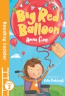 Big Red Balloon - Book