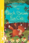 The Quick Brown Fox Cub - Book