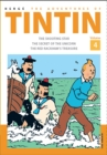 The Adventures of Tintin Volume 4 - Book