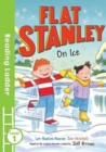 Flat Stanley On Ice - Book
