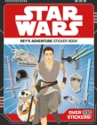 Star Wars Rey's Adventure Sticker Book - Book