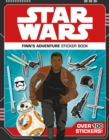 Star Wars Finn's Adventure Sticker Book - Book