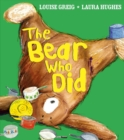 The Bear Who Did - Book