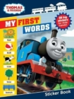 Thomas & Friends: My First Words Sticker Book - Book