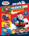 Thomas & Friends: Search and Rescue Sticker Activity Book - Book