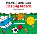 Mr. Men: The Big Match - Book