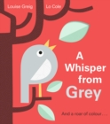 A Whisper from Grey - Book