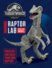Jurassic World Fallen Kingdom Raptor Lab: Book and Model - Book