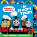 Thomas & Friends: The Steam Team : Tabbed board book - Book