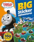 Thomas & Friends: Big Sticker Adventures - Book