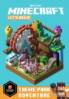 Minecraft Let's Build! Theme Park Adventure - Book