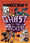 Minecraft: Ghast in the Machine (Minecraft Woodsword Chronicles #4) - Book