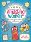 Amazing Women : Sticker Scenes - Book