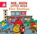 Mr. Men Little Miss Fire Station - Book
